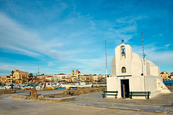 Aegina town walking tour