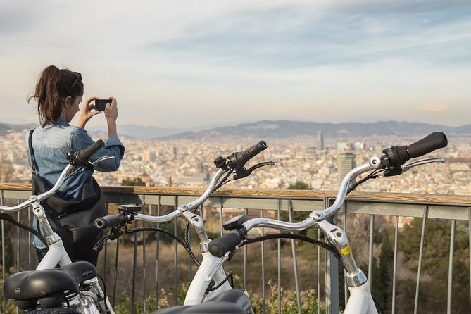 Montjuïc Electric Bike Tour