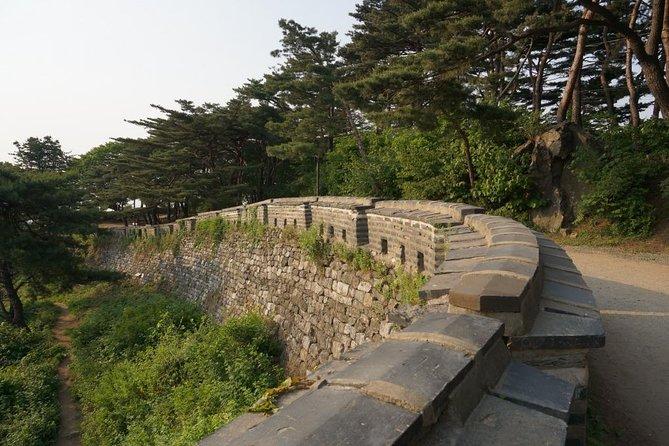 Namhansanseong UNESCO historiske steder og koreanske Folk Village-Private Tour