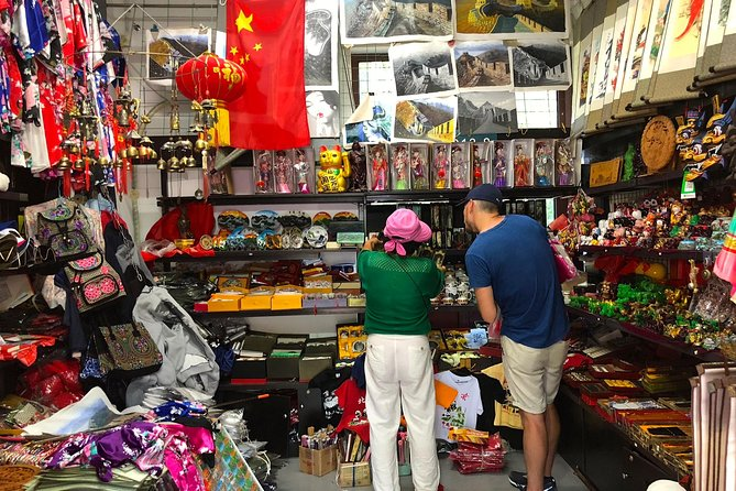 4-Hour Private Shanghai Shopping Tour