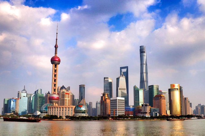 2-Day Private Amazing Shanghai City Highlight Tour