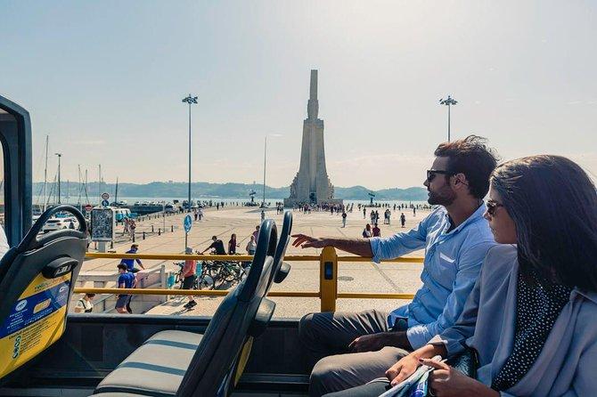 Excursão com várias paradas por Lisboa: ingresso de 48 horas