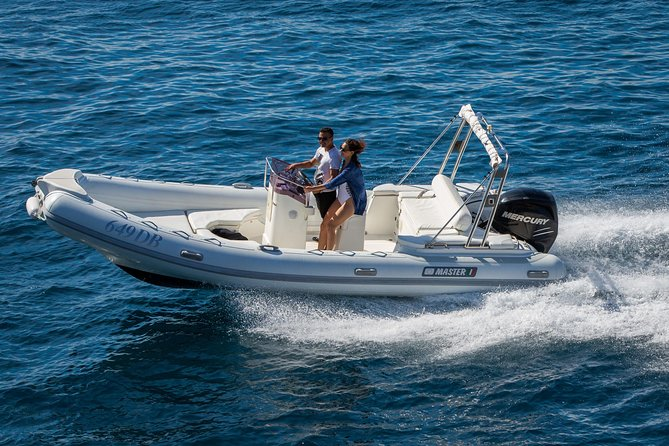 Renta a RIB; MASTER 660, Mercury VERADO 200 hp without Skipper