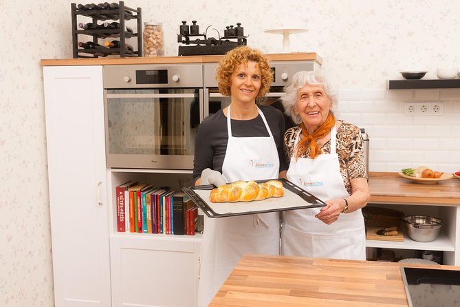 Jewish Cooking Class in Budapest