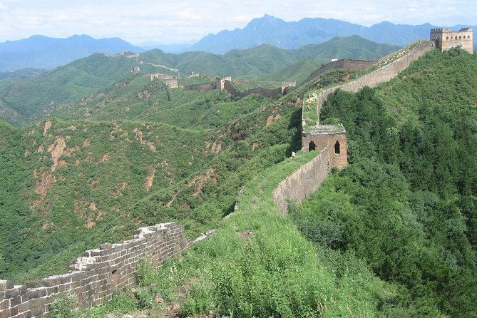2-day Small group Iconic Great Wall Hiking at Gubeikou&Jinshanling led by farmer