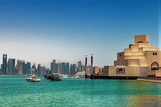 Doha By Yourself with English Chauffeur by Business Car or Luxury Van - 12 hs