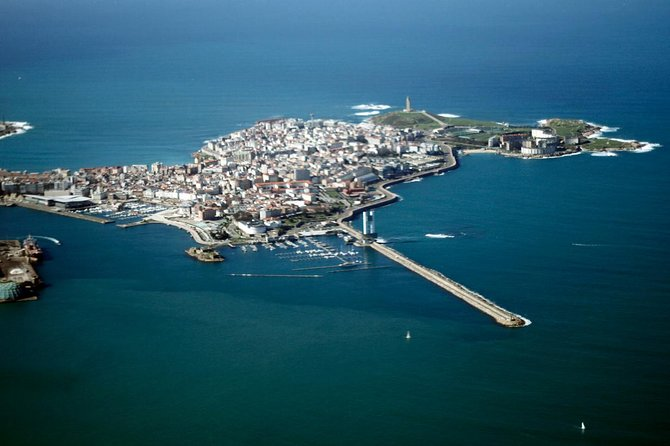 Visita a pie gratuita en A Coruña