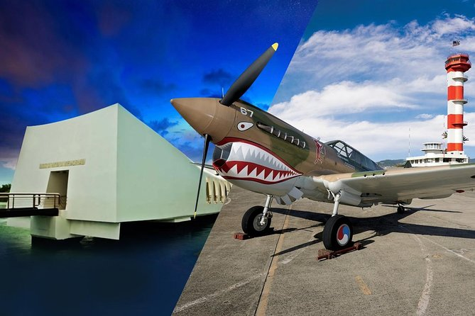 USS Arizona Memorial And Pacific Aviation Museum Group Tour From Honolulu Airport