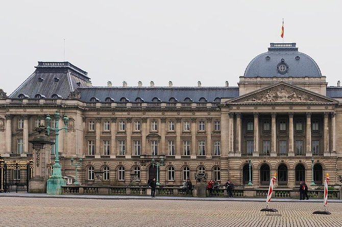 Private tour : Best of Brussels half day
