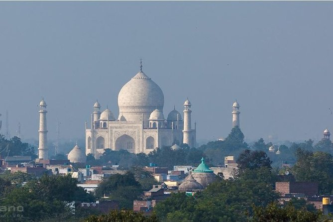 Day Trip Of Taj Mahal & Agra Fort By Train All Including From Delhi