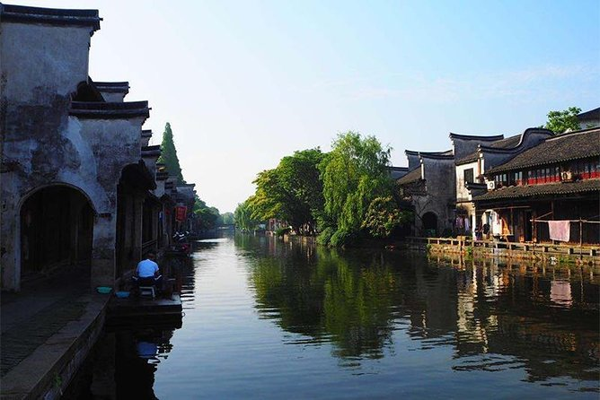 Nanxun Ancient Water Town Private Day Trip from Shanghai