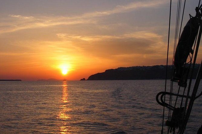 Sunset On Board: Volcano-Hot springs-Sunset On Board