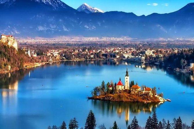 Bled & Bohinj lakes on e-bike