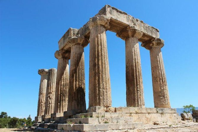 Private Half Day Sightseeing Tour Ancient Corinth