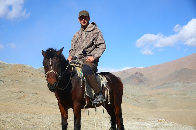 Horse Trekking In Altai Mountains
