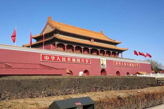 Flexible Private Beijing City Sightseeing with English Speaking Driver
