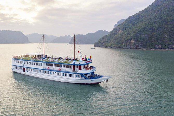 Ha Long Bay - Lan Ha Bay 2D1N en cruceros de 4 estrellas