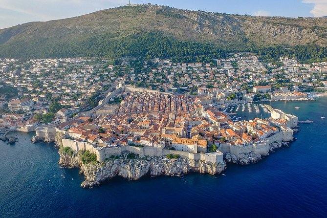 Tour of Dubrovnik and Walls