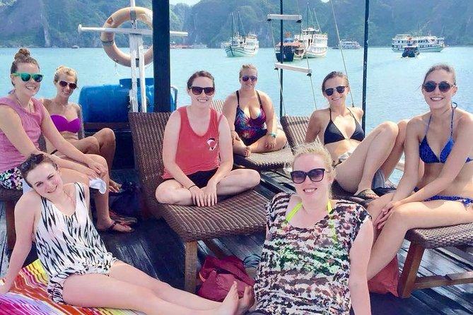 Ha Long Bay 2D1N on a 4-Star Cruise