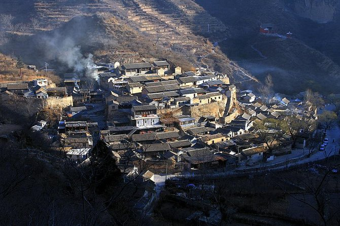 Private Tour to Cuandixia Village with Liulichang Culture Street or Niujie Mosque