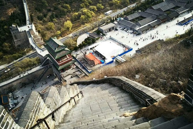Beijing Private Great Wall Tour to Juyongguan and Badaling with Cable Car Ride