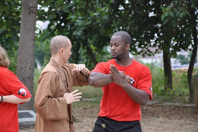 Shaolin Temple Overnight Stay Experience with Martial Art Practice and Activities