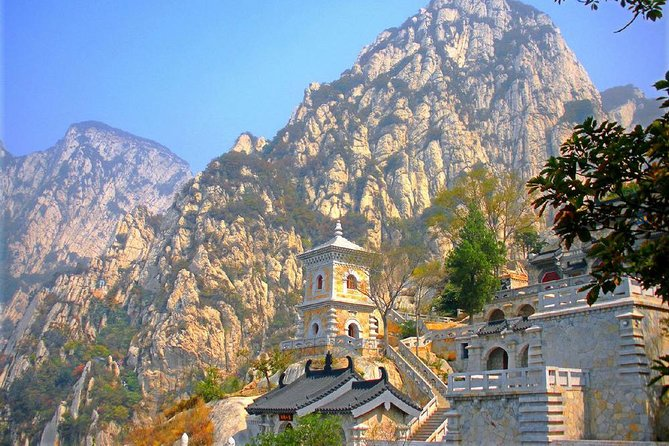 Shaolin Temple and Sanhuang Village Scenic with Cable Car Experience from Zhengzhou photo 6