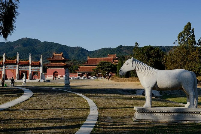 Tianjin Private Tour to Eastern Qing Tombs with Flexible Departure time