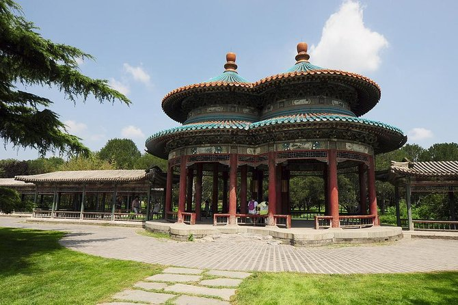 Tianjin Shore Excursion: Temple of Heaven and Summer Palace