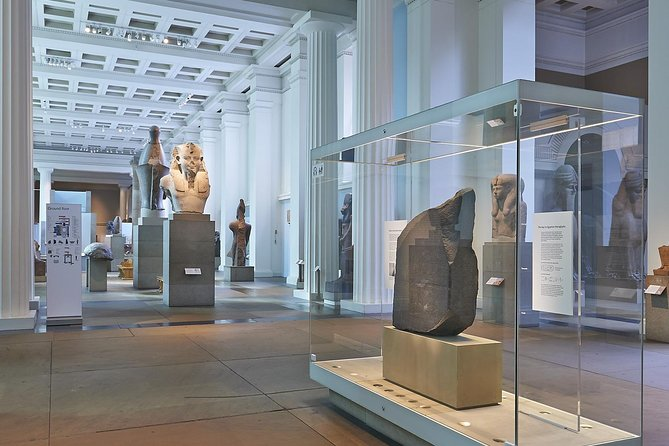 Private Tour: Discovering the British Museum