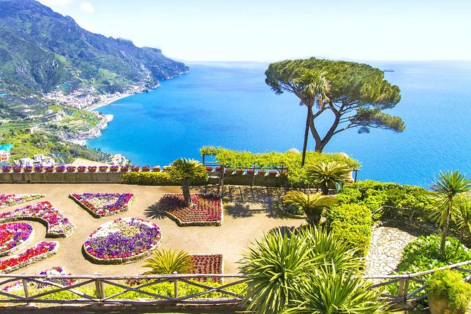 Amalfi Coast Tour including the visit of Ravello, Amalfi and Positano