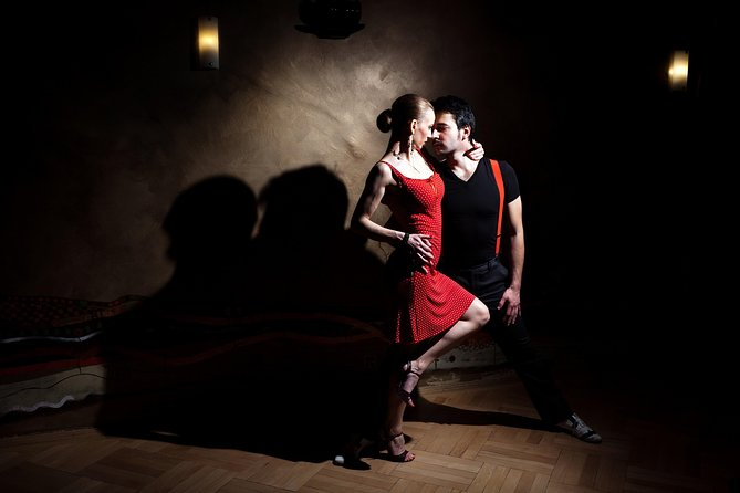 Rojo Tango Show with Optional Dinner