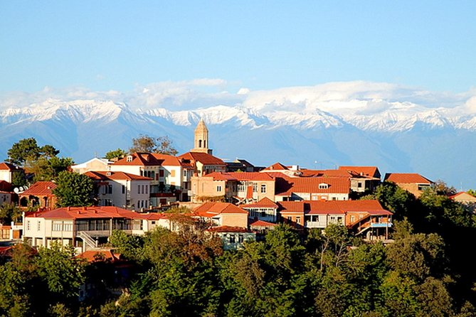 PRIVATE TOUR - One-day trip to Kakheti (Wine Tour)