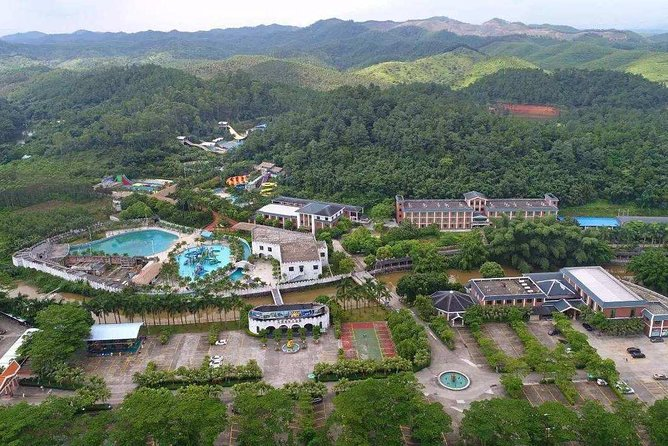 Private Round Trip Transfer to Shanghai Sun Island Resorts photo 6