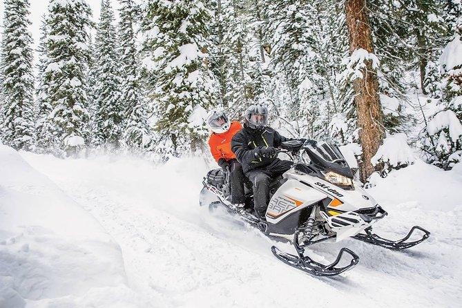 Mont-Tremblant Guided Snowmobile Tours photo 7