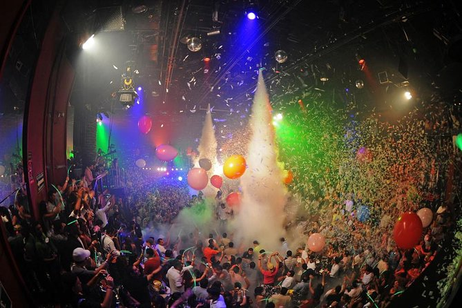 Coco Bongo Gold Member VIP Night Out by After Dark