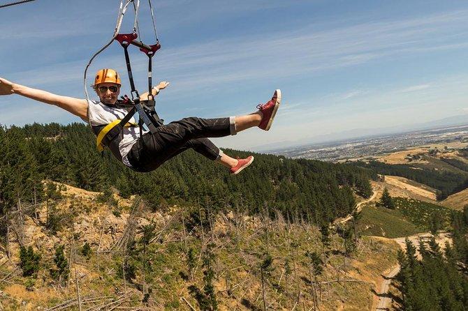 Christchurch Zipline Tour