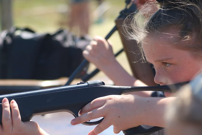Air Rifle Shooting, come and have great fun, try a new experience! ideal for all