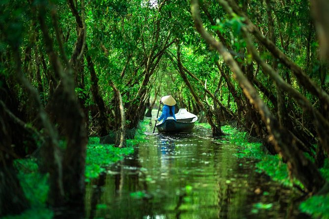 3 Days 2 Nights to Mekong Delta - Can Tho Floating Market and Tra Su Forest