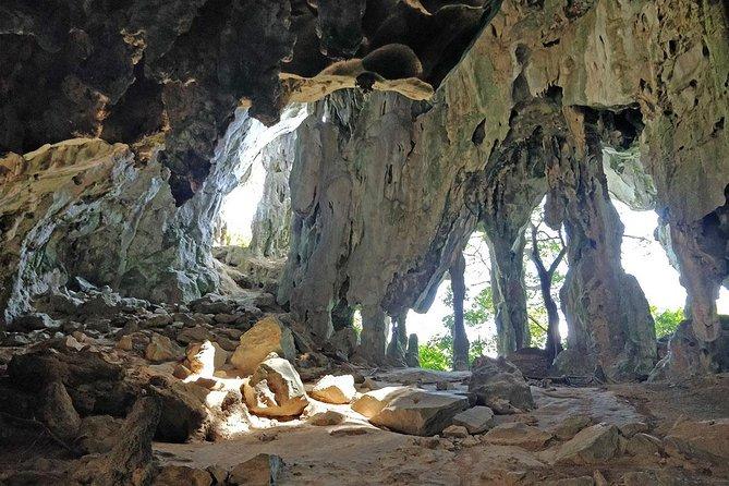 Panching Caves and Pandan Waterfalls