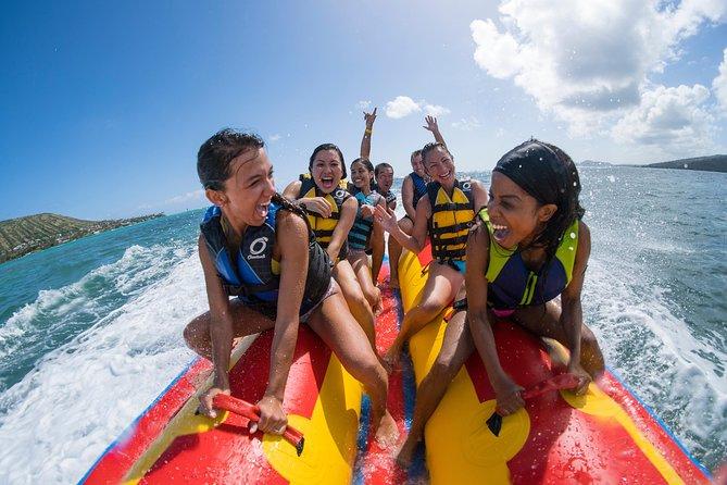 Paseo en barco Waikiki Banana