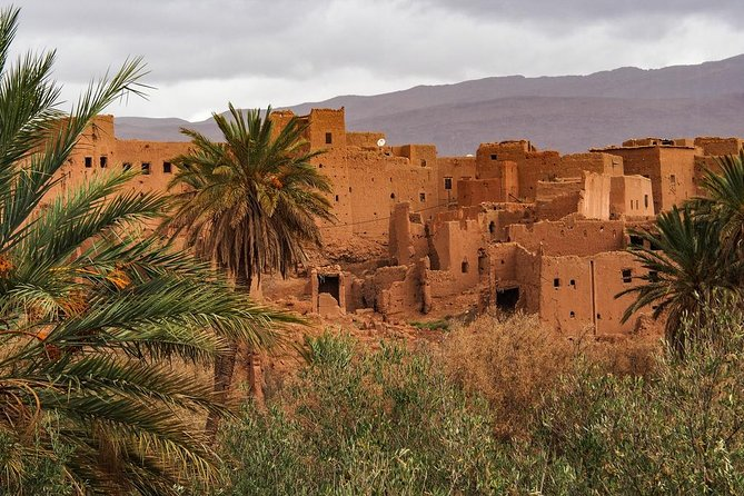 2 Days 1 Night To Zagora Desert From Marrakech: Private Trip