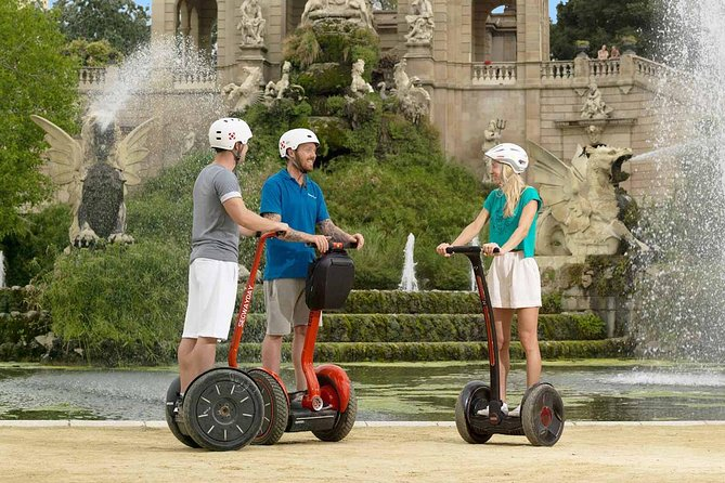 Barcelona Grand Segway Tour