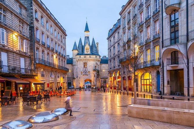 Esplendores da arquitetura de Bordeaux Walking Tour