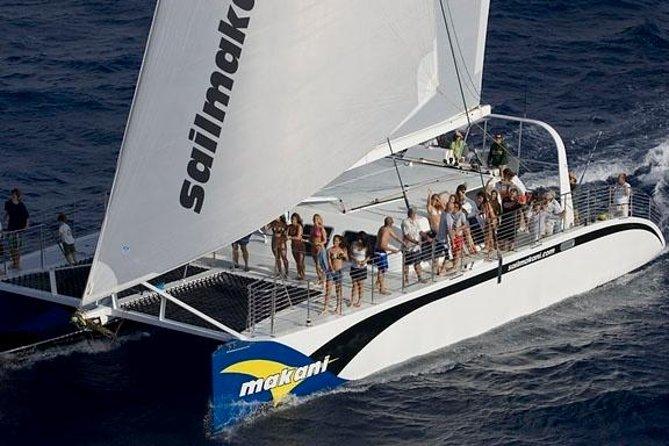 Luxury Catamaran Cruise from Oahu
