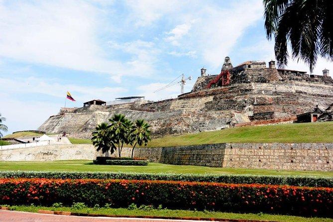 Tour pela cidade de Cartagena