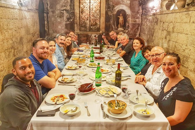 Tasty Roman Dinner Food Tour around Piazza Navona, Campo Marzio & Jewish Ghetto photo 3
