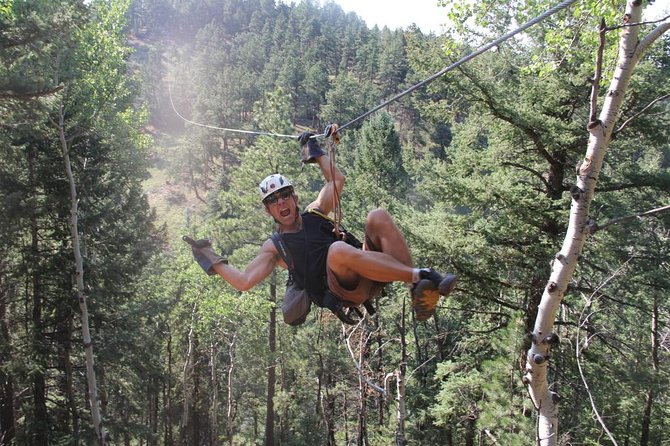 Rocky Mountain Zipline Adventure photo 2