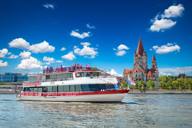 Vienna 3.5-Hour Grand Danube River Cruise