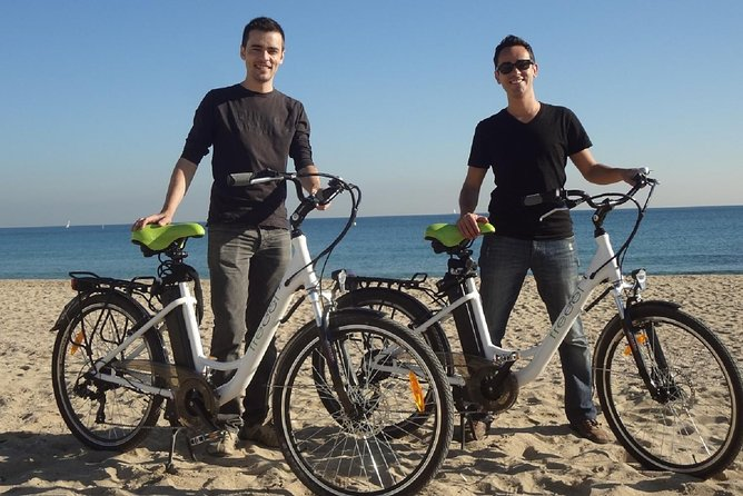 E-Bike Private Tour: Explore Barcelona